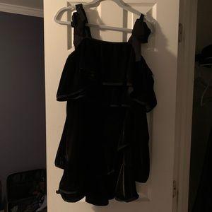 Petersyn Black dress from Saks